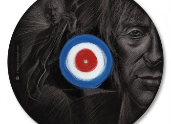Paul Weller Vinyl Artwork 1